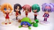 photo of Ichiban Kuji Lucky Star MF Cosplay Premium Set: Hiiragi Kagami Klan Klang Cosplay Ver.