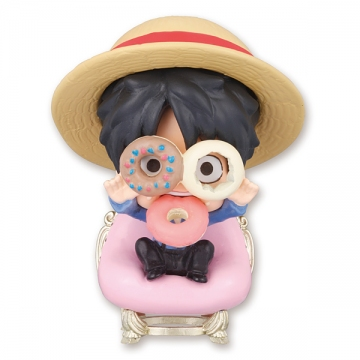 main photo of Petit Chara Land - Tea Party in Wonderland: Luffy