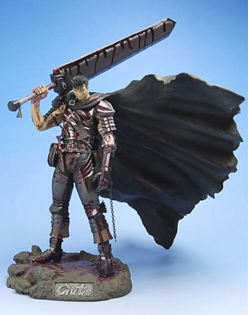 main photo of Berserk Guts Black Fencer Limited IV