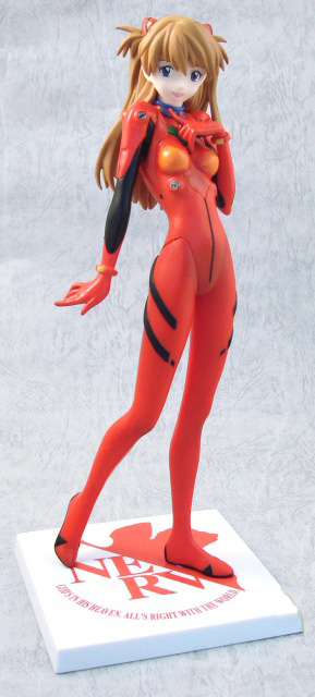 main photo of Premium Figure Evangelion vol.3: Asuka Langley