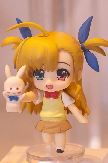 main photo of Nendroid Petit Takamachi Vivio