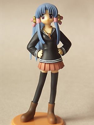 main photo of One Coin Figure Mahoraba: Akasaka Saki