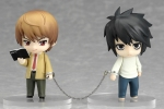 photo of Nendoroid Petite: Death Note - Case File #01:L Stooping ver.
