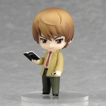 main photo of Nendoroid Petite: Death Note - Case File #01: Yagami Light Kira ver.