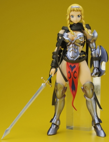 main photo of Warrior Leina