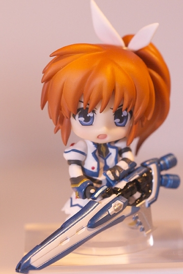 main photo of Nendoroid Petite Nanoha Takamachi