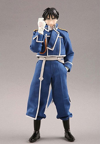 main photo of Real Action Heroes 350 Roy Mustang