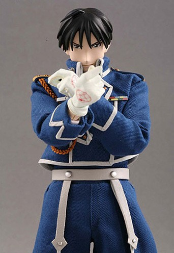 Real Action Heroes 350 Roy Mustang My Anime Shelf
