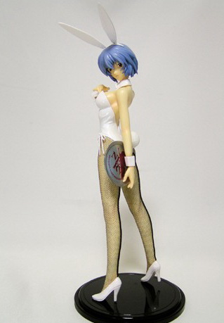 main photo of Bunny Ayanami Rei