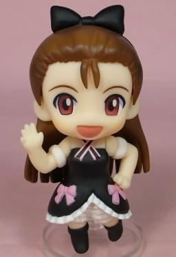 main photo of Nendoroid Petit THE iDOLM@STER Stage 02 Gothic Princess Version: Minase Iori