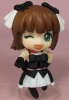 photo of Nendoroid Petit THE iDOLM@STER Stage 02 Gothic Princess Version: Amami Haruka