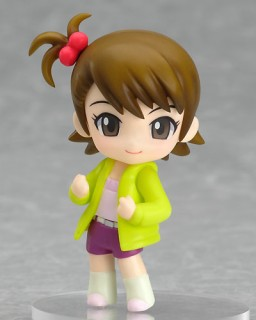 main photo of THE iDOLM@STER - Nendoroid Petit Set #01: Futami Ami Casual