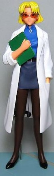 main photo of Akagi Ritsuko Lilliputian Hitcher Ver.
