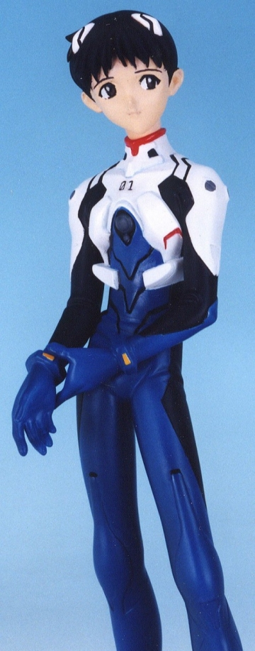 main photo of Ikari Shinji Plugsuit Ver.