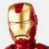 SCI-FI Revoltech No.024 Iron Man Mark VI
