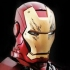 Movie Masterpiece Iron Man Mk.III Battle Damage Ver.