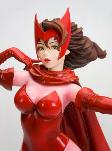 main photo of MARVEL Bishoujo Statue Scarlet Witch