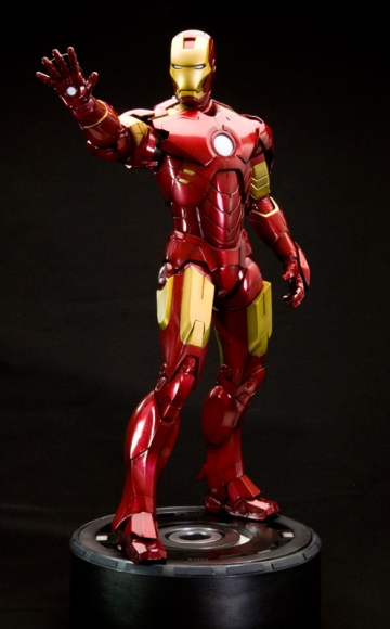 main photo of ARTFX Statue Iron Man Mk.IV