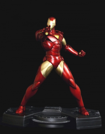 main photo of Marvel Bowen Statue: Iron Man Extremis