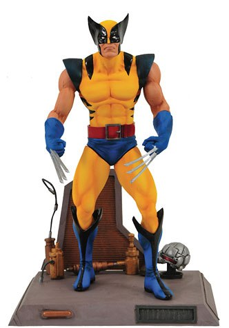 main photo of Marvel Select - Action Figure: Wolverine