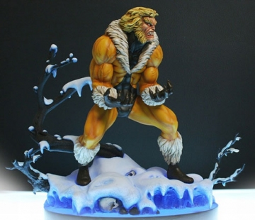 main photo of Marvel Bowen Statue: Sabretooth