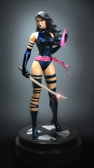 main photo of Marvel Bowen Statue: Psylocke