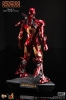 photo of Movie Masterpiece Iron Man Mk.III Battle Damage Ver.