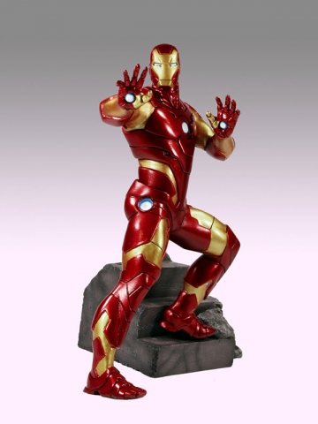 main photo of Fine Art Statue New Ironman