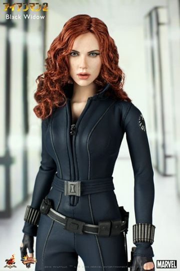 main photo of Movie Masterpiece Black Widow