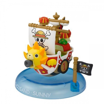main photo of OP Wobbline Pirate Ships Collection Vol. 2: Thousand Sunny