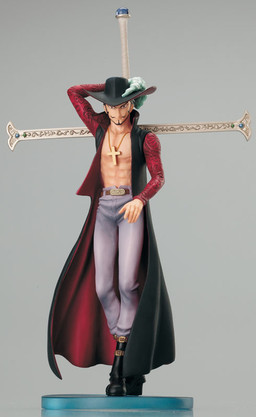 main photo of Super One Piece Styling -Wanted: Mihawk Dracule