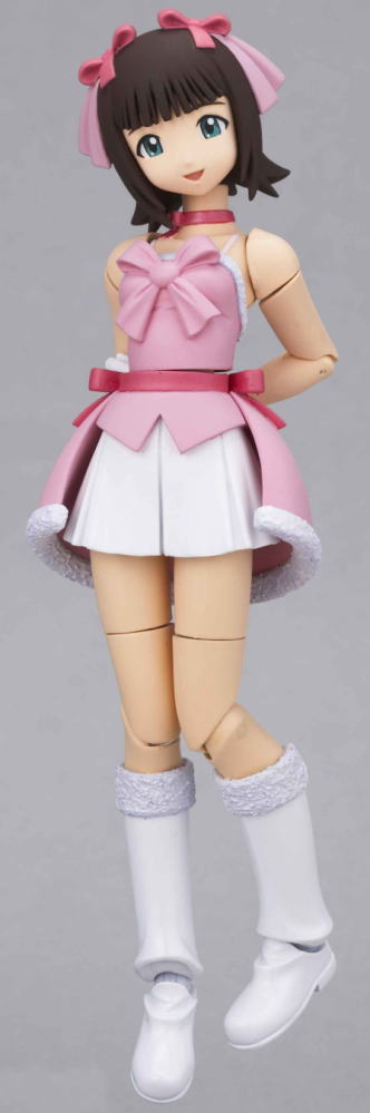 main photo of Fraulein Revoltech 005FS Amami Haruka Snow Strawberry Ver.