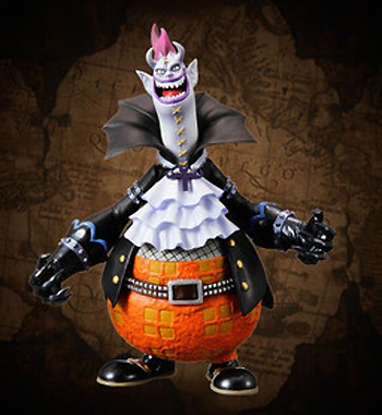 main photo of Super Modeling Soul Shichibukai: Gecko Moria