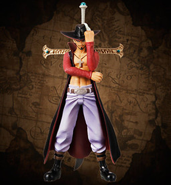 main photo of Super Modeling Soul Shichibukai: Mihawk Dracule