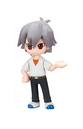 main photo of Petit EVA Gurashi Vol.2: Kaworu Nagisa