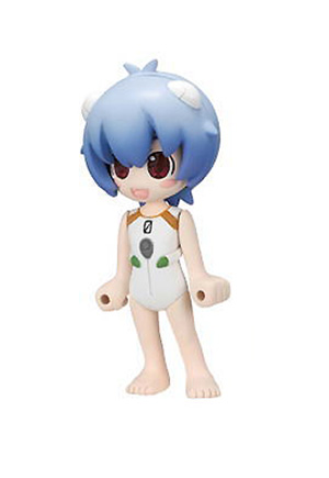 main photo of Petit EVA Gurashi Vol.2: Ayanami Rei
