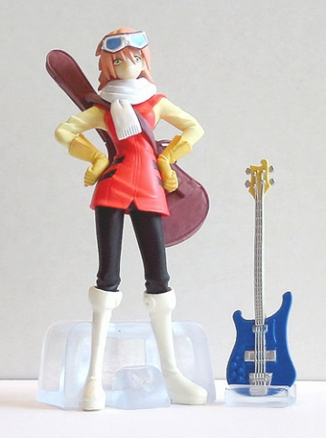 main photo of Gainax Heroines Part 2: Haruko Haruhara