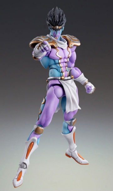 main photo of Super Action Statue Star Platinum Part 4 Ver.