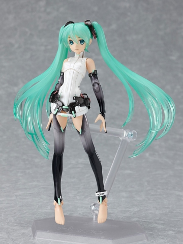 main photo of figma Hatsune Miku Append ver.