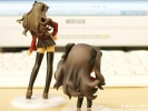 photo of Fate/stay night Trading Figure: Tohsaka Rin