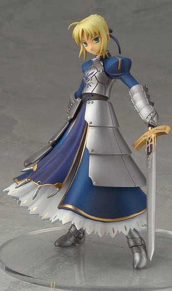 main photo of Fate/stay night Trading Figure: Saber