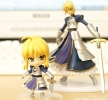 photo of Fate/stay night Trading Figure: Saber