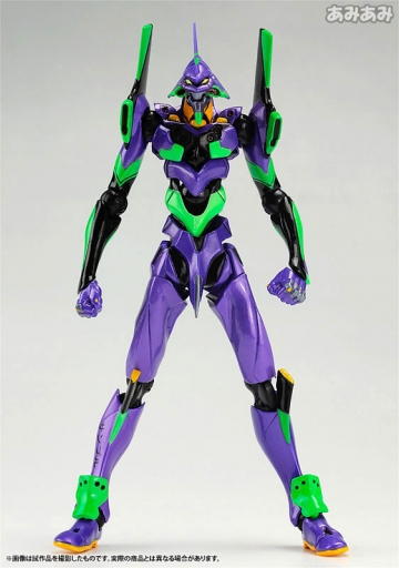 main photo of Revoltech Yamaguchi Series No.067 Evangelion New Theatrical Edition: EVA-01 Ver.2.0