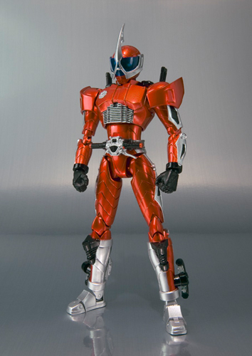 main photo of S.H.Figuarts Kamen Rider Accel
