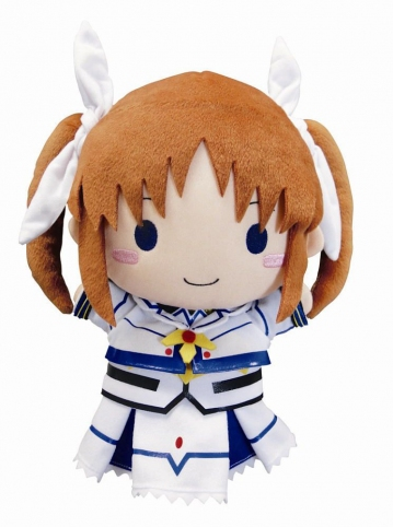 main photo of Nanoha Takamachi Hand Puppet