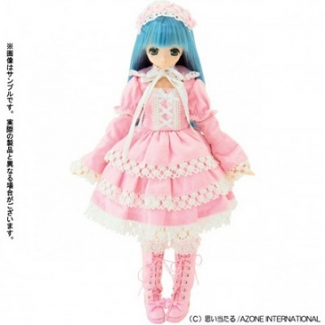 main photo of EX Cute Secret Wonderland / Miu - DS ver.