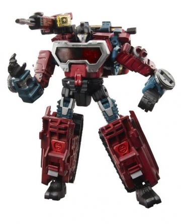 main photo of Reveal the Shield Perceptor