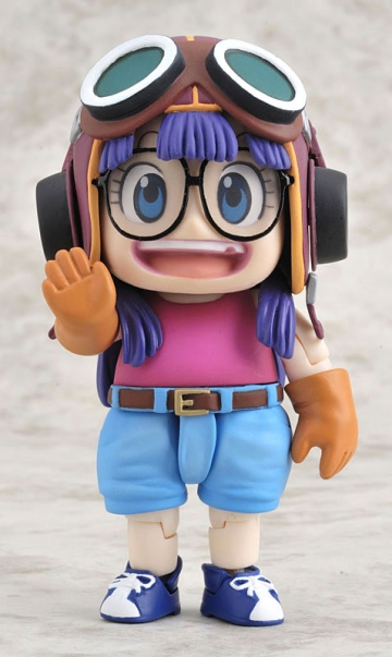 main photo of Dr.Slump Mecha Collection: Norimaki Arale