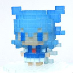 main photo of Touhou Project Pixtone: Cirno Clear Ver.