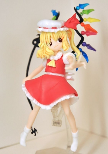 main photo of Flandre Scarlet  ZUN art Ver.